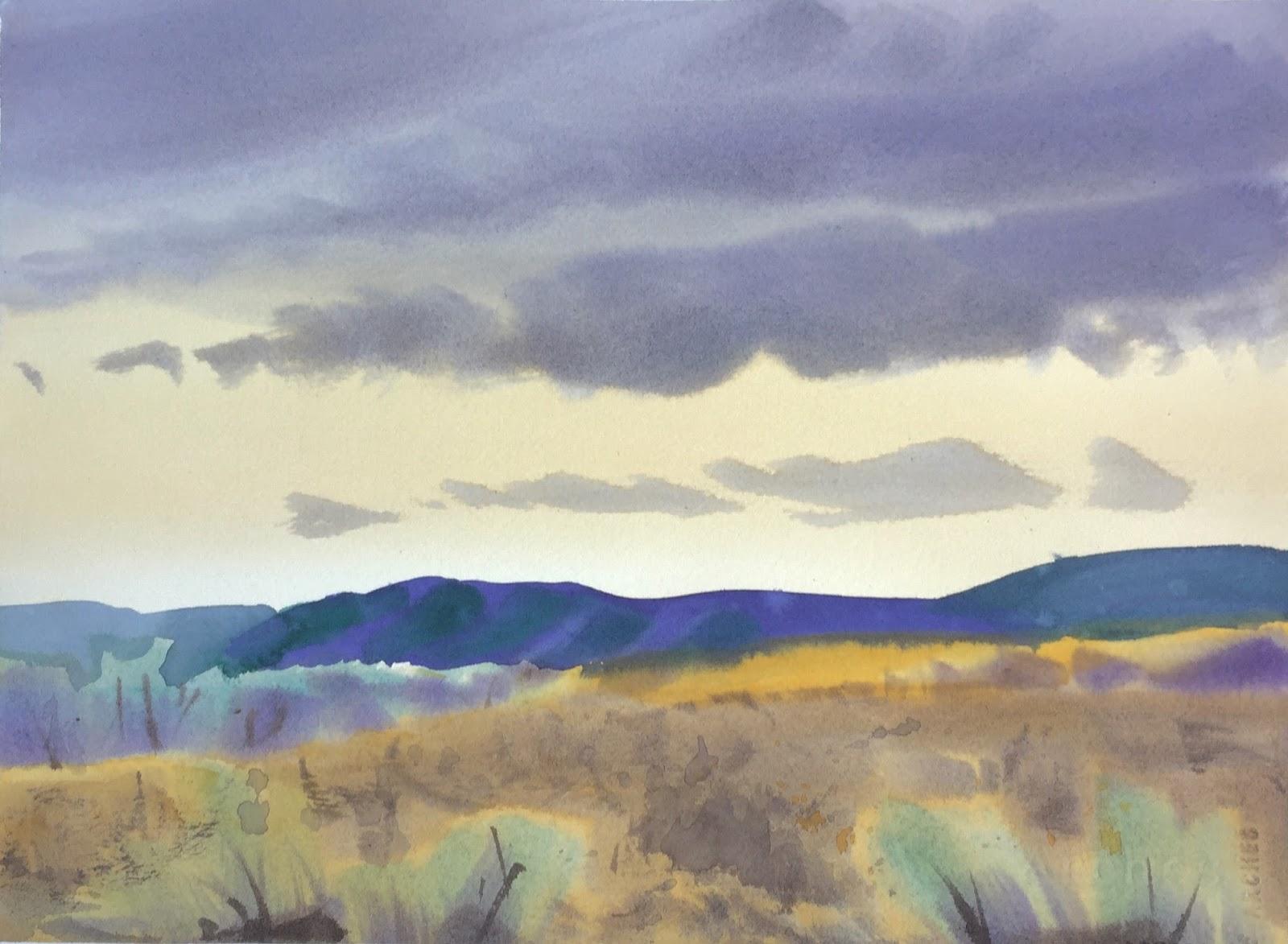 Tom hoffmann watercolor painting pdf
