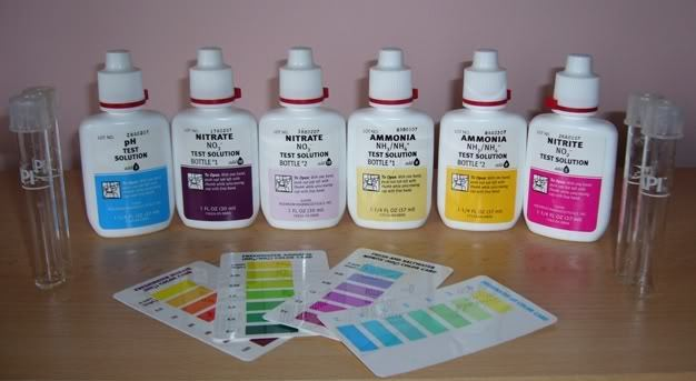 Api freshwater master test kit instructions color chart