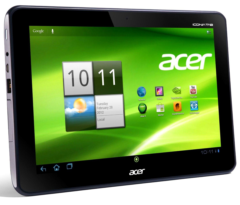 Acer a100 tablet manual pdf