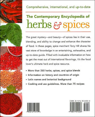 The encyclopedia of spices and herbs pdf