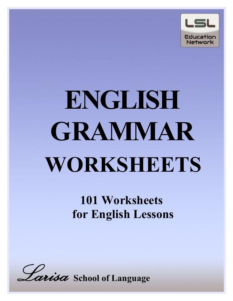 Introduction to english grammar pdf