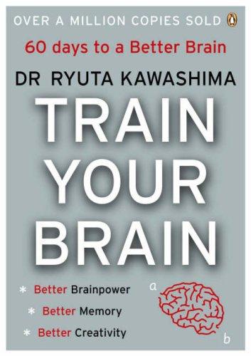 Ryuta kawashima train your brain pdf