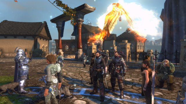 Neverwinter fire archon ps4 how to get