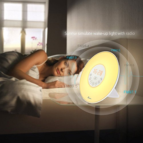 gadgetree wake-up light clock instructions