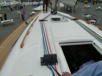 Beneteau first 40 tuning guide
