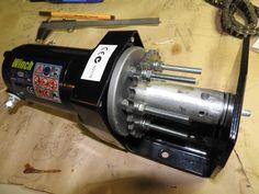 Power wheel motor mover instructions