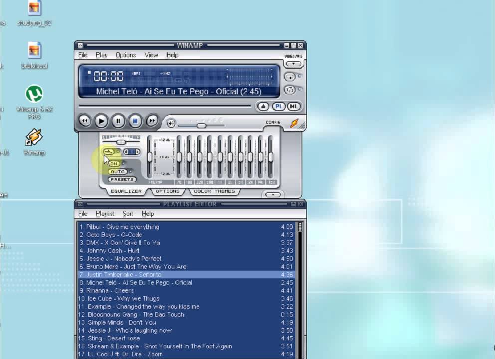 Winamp how to add gracenote