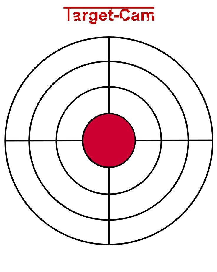 Free printable targets for shooting practice pdf