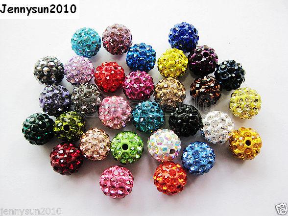 crystal bead ball instructions