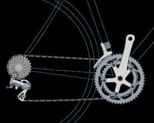 shimano ultegra chain installation instructions