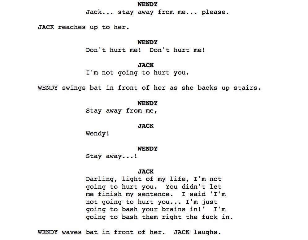 The great wall movie script pdf
