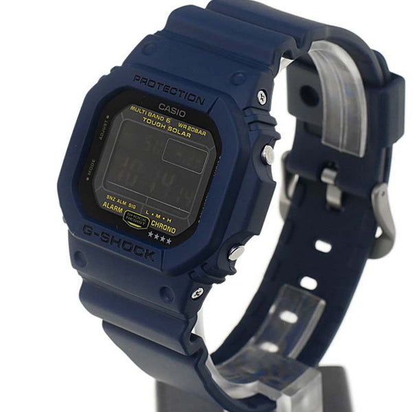 casio g-shock tough solar watch manual