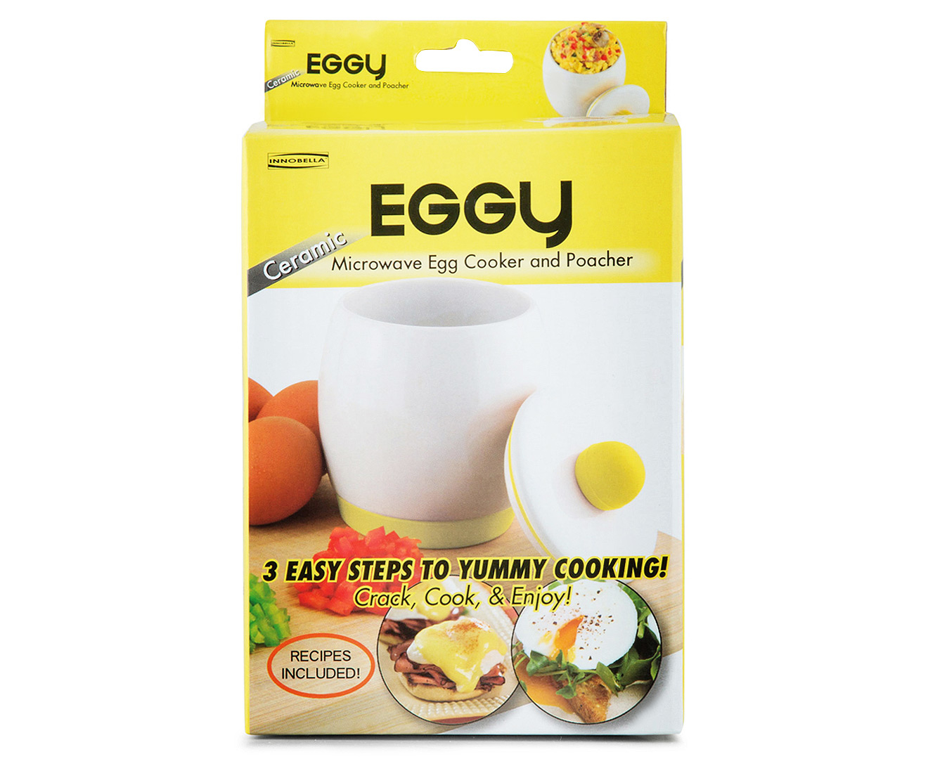 eggy microwave egg cooker instructions