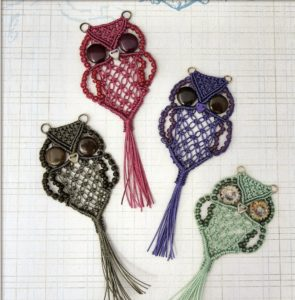 easy macrame owl instructions