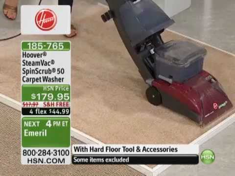 hoover carpet cleaner instructions spinscrub 50