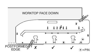 trend worktop jig instruction manual