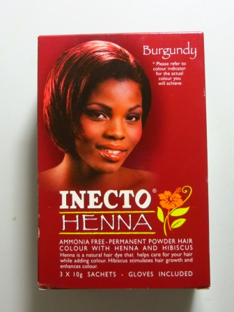 inecto hair dye instructions