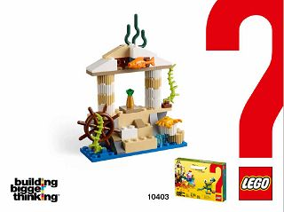 lego building instructions 10403