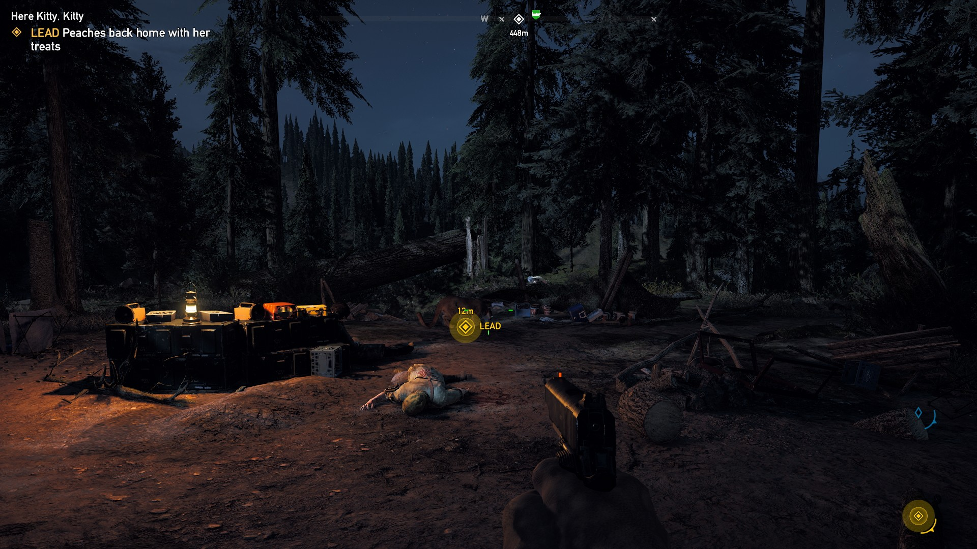 Far cry 5 how to get peaches