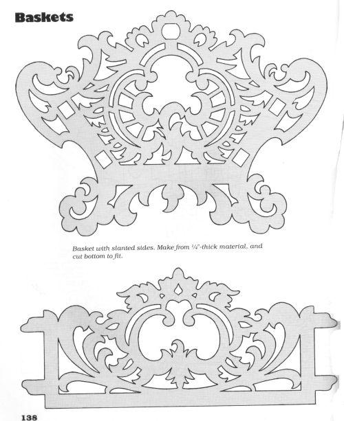Free 3d scroll saw patterns pdf