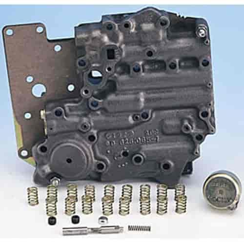 Tci th400 manual valve body
