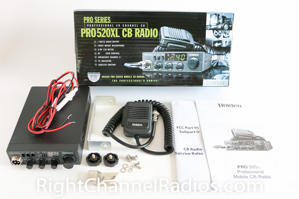 uniden pro 810e service manual