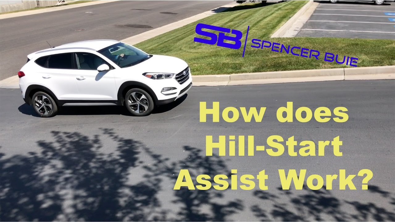 manual cars with hill start assist