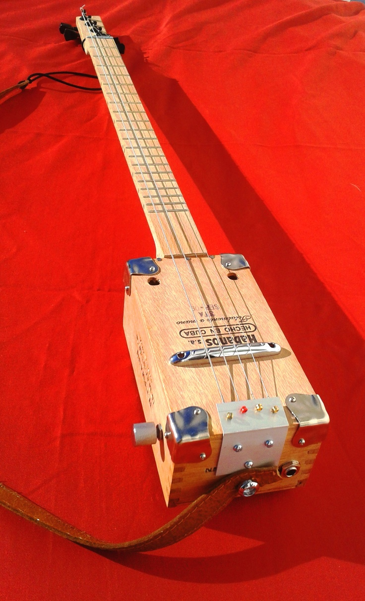 instructable for playing guitar