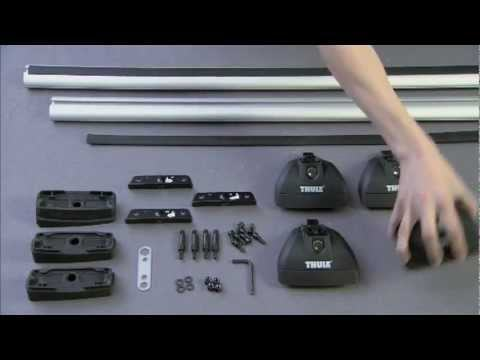 Thule 861 fitting instructions