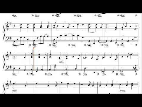 You and me sheet music pdf
