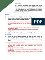 biology laboratory manual a chapter 14 answers