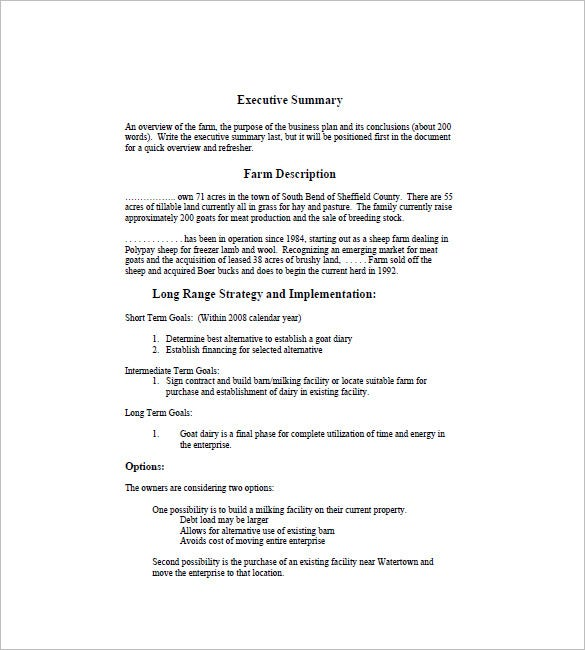 Maggot farming business plan pdf