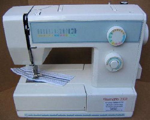 bernette 330 sewing machine manual