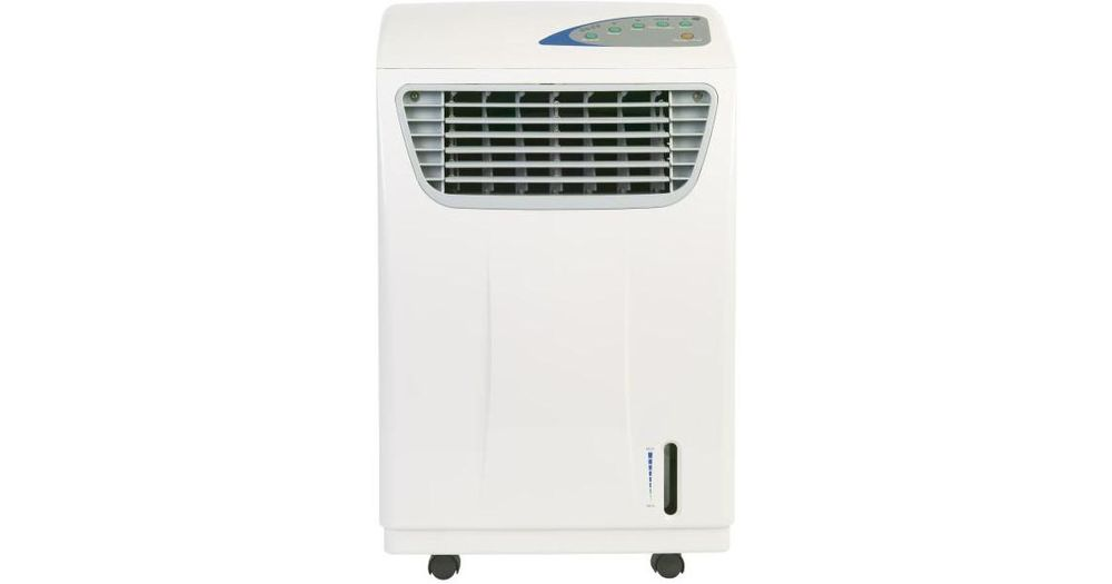 ixl blizzard portable air conditioner instructions