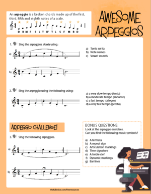 Vocal warm up exercises for choir pdf