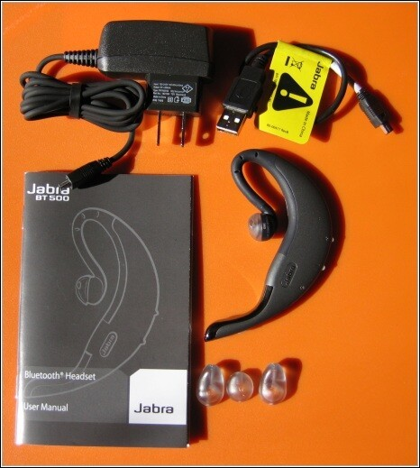 Jabra mini bluetooth headset manual