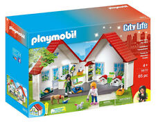 playmobil take along horse stable instructions