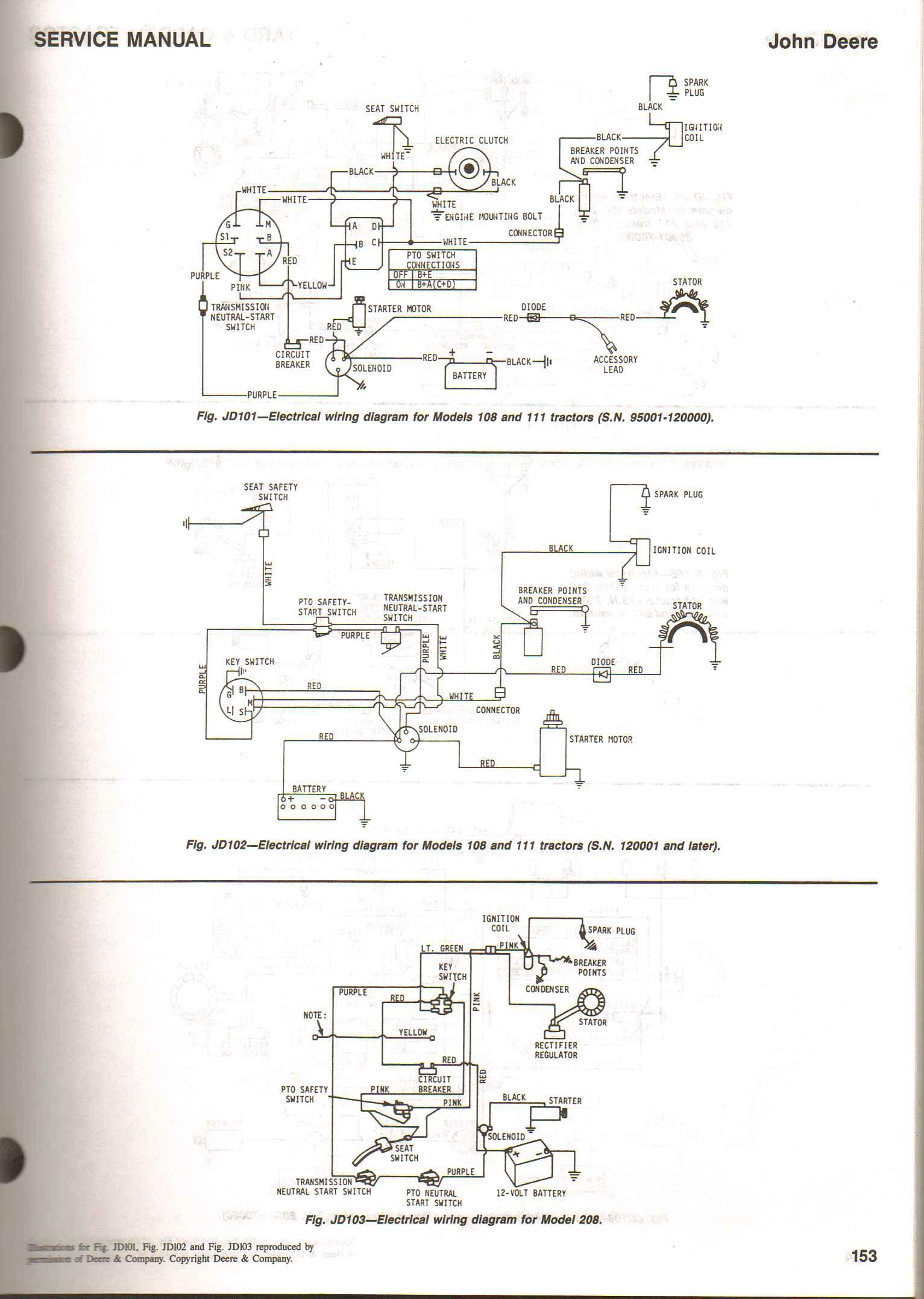 John deere 111 manual pdf