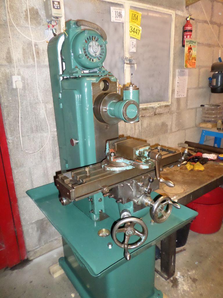 Tom senior milling machine manual