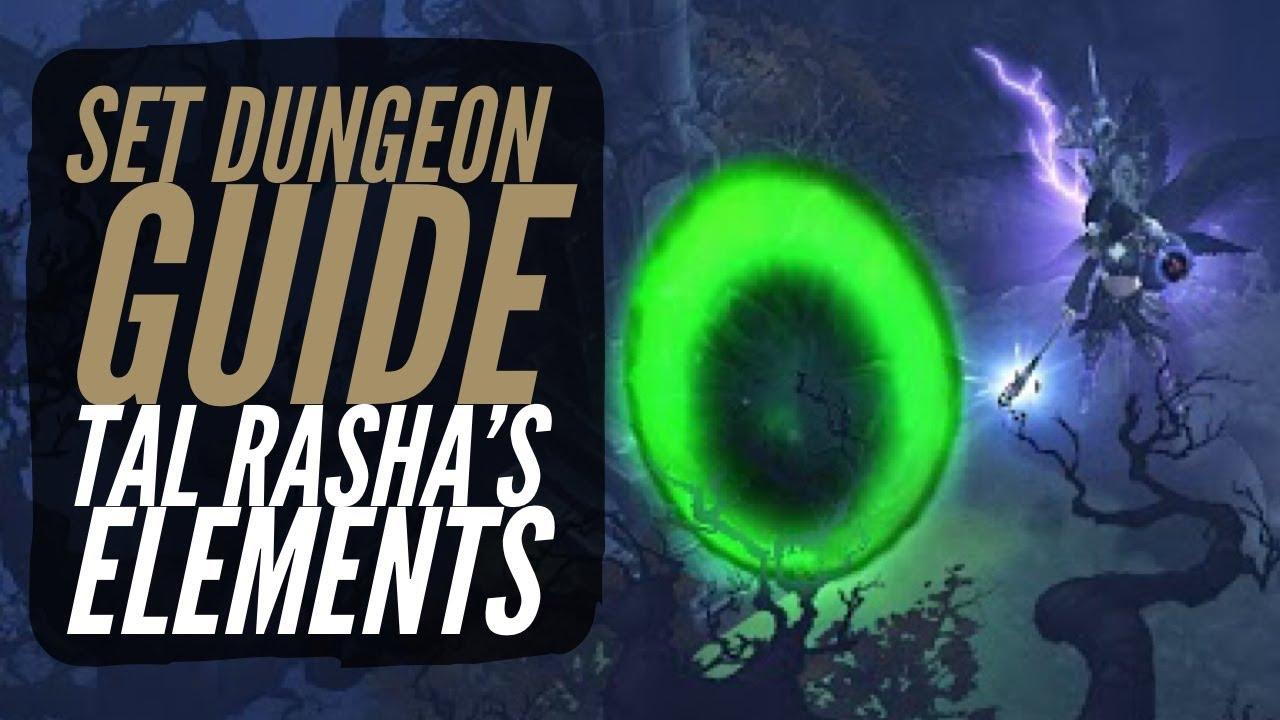 Tal rasha set dungeon build guide