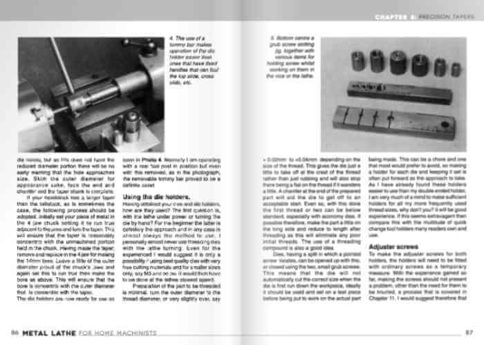 Metal lathe for home machinists pdf