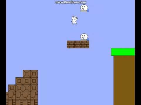 Cat mario level 3 guide
