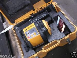 spectra precision laserplane 1145 manual