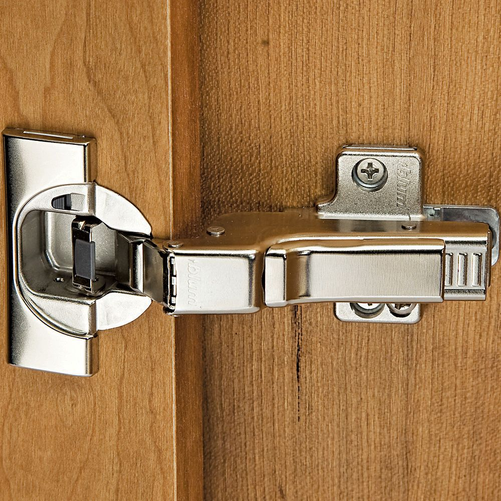 Blum soft close hinges fitting instructions