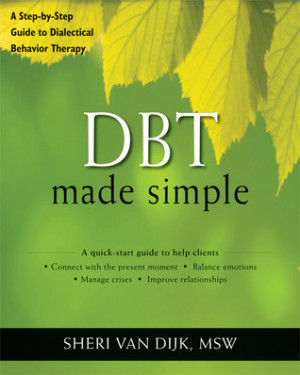 Dialectical behavioural therapy handbook pdf