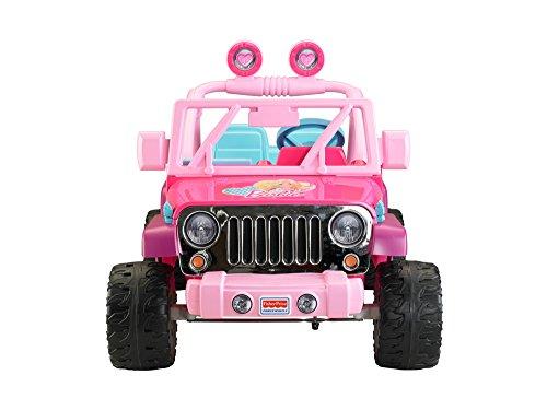 Power wheels barbie jeep manual