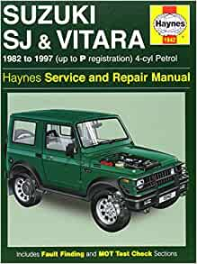 suzuki sj410 workshop manual free download