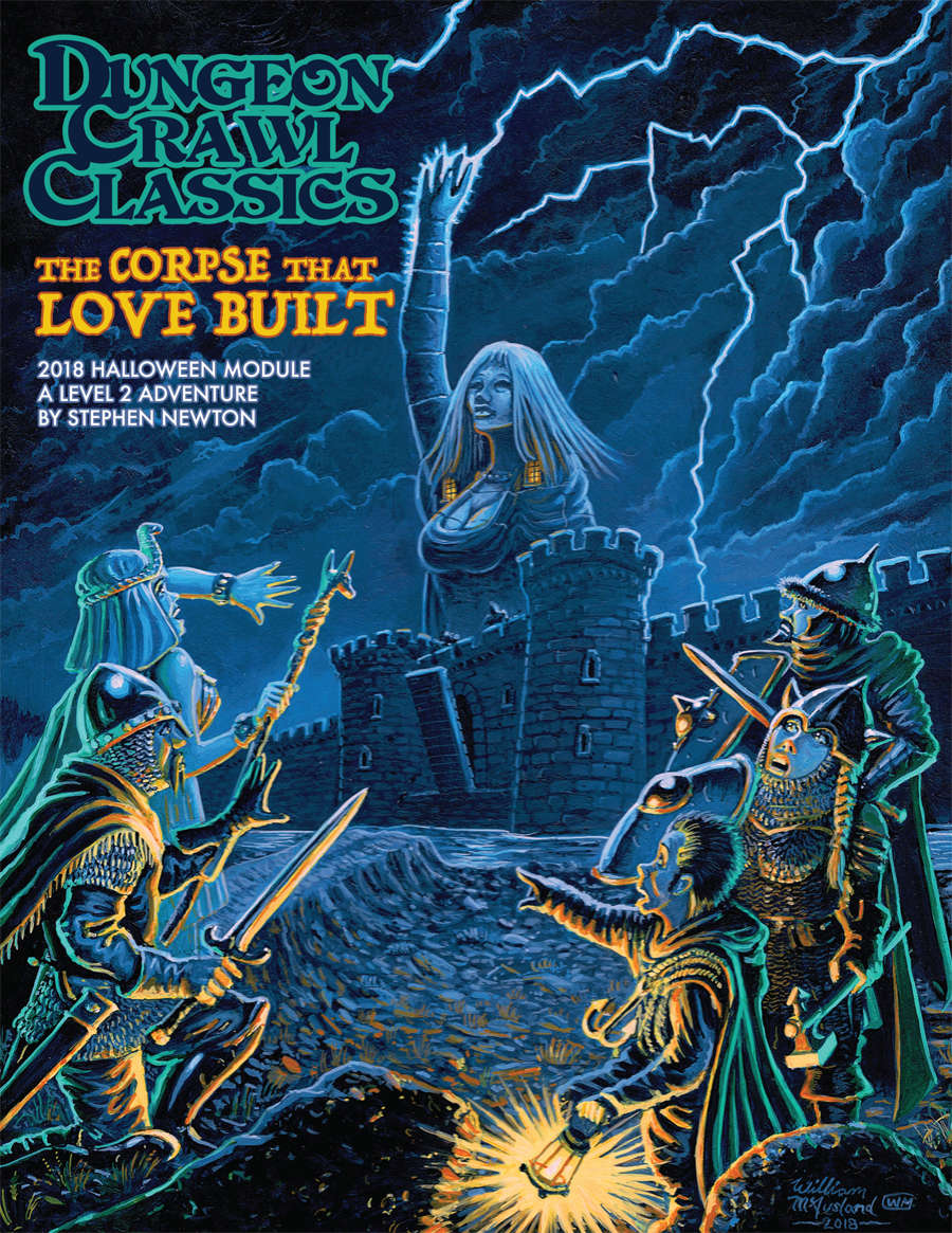 Dungeon crawl classics modules pdf