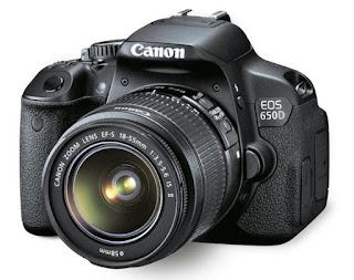 canon eos 650d manual english