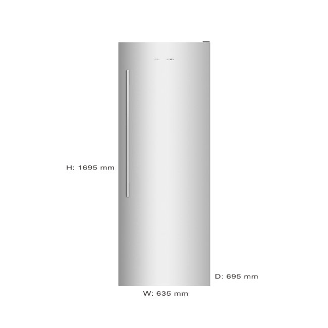 fisher and paykel fridge manual rf610a